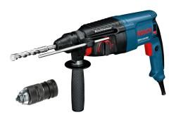 BOSCH - Bosch Professional GBH 2-26 DFR Kırıcı Delici - İlave Mandren