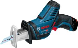 BOSCH - Bosch Professional GSA 12V-14 2,5 Ah Çift Akülü Testere - L-boxx Çantalı
