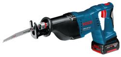 BOSCH - Bosch Professional GSA 18V-LI 4 Ah Çift Akülü Testere - L-boxx Çantalı