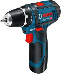 BOSCH - Bosch Professional GSR 12 V-15 2 Ah Çift Akülü Delme/Vidalama - Çantalı