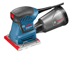 BOSCH - Bosch Professional GSS 140-1 A Titreşimli Zımpara